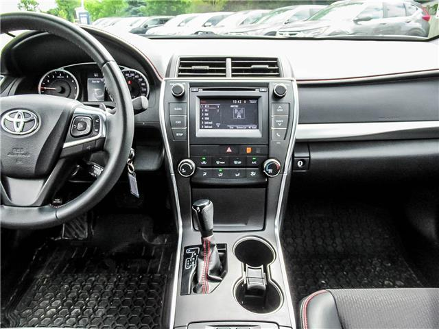 2017 Toyota Camry SE (Stk: 3351) in Milton - Image 15 of 25