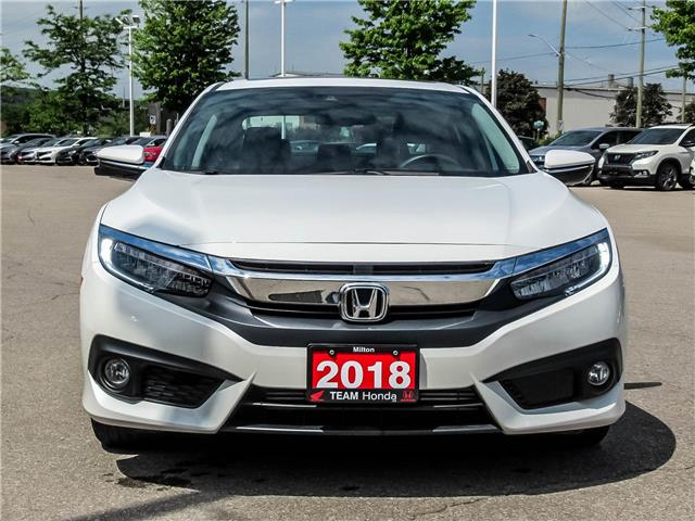 2018 Honda Civic Touring (Stk: 3352) in Milton - Image 2 of 26
