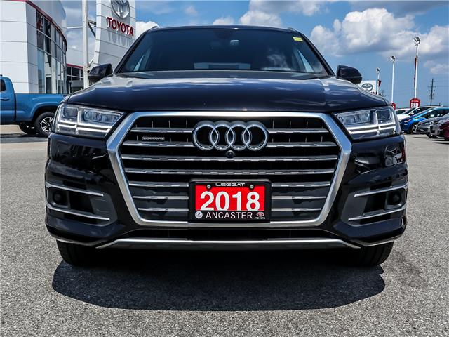 2018 Audi Q7 3.0T Technik (Stk: F127) in Ancaster - Image 2 of 30