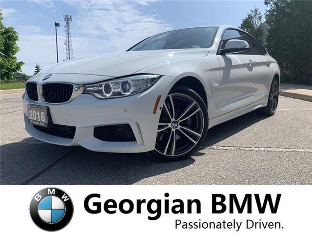 2016 BMW 435i xDrive Gran Coupe (Stk: P1495) in Barrie - Image 1 of 22