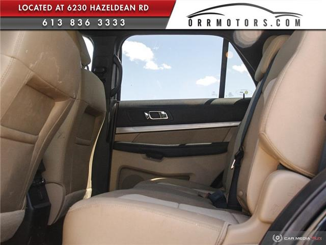2016 Ford Explorer Base (Stk: 5793) in Stittsville - Image 21 of 28