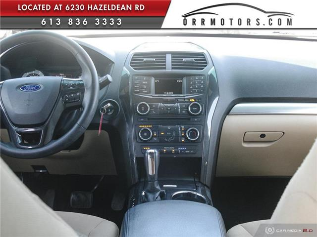 2016 Ford Explorer Base (Stk: 5793) in Stittsville - Image 22 of 28