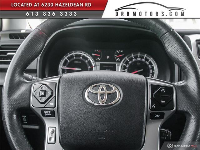 2015 Toyota 4Runner SR5 V6 (Stk: 5791TR) in Stittsville - Image 14 of 28