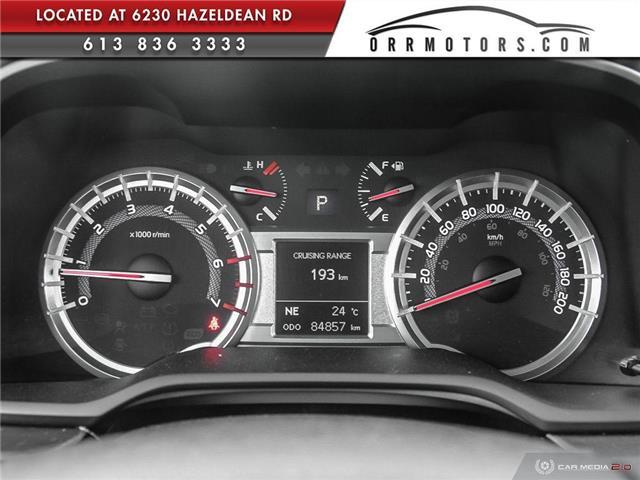 2015 Toyota 4Runner SR5 V6 (Stk: 5791TR) in Stittsville - Image 15 of 28