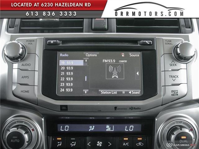 2015 Toyota 4Runner SR5 V6 (Stk: 5791TR) in Stittsville - Image 21 of 28