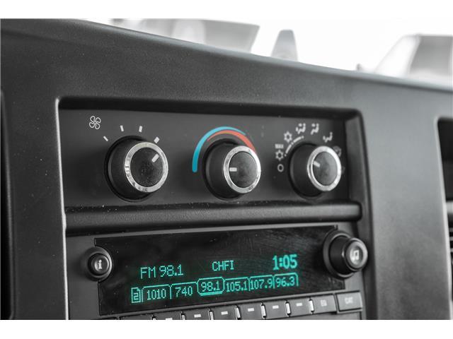 2018 GMC Savana 2500 (Stk: CTDR3003 SHORT) in Mississauga - Image 15 of 22
