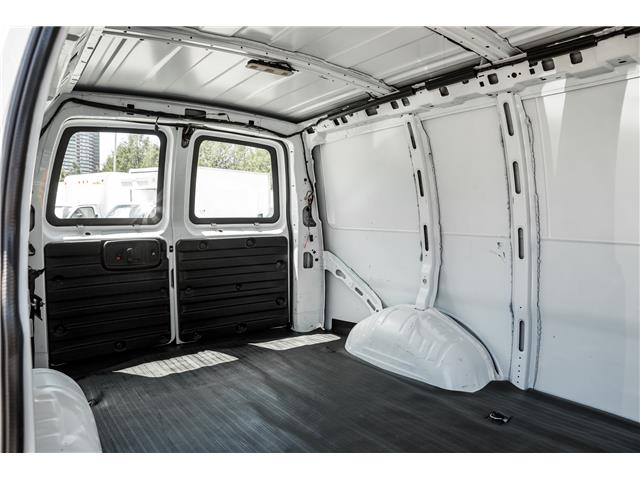 2018 GMC Savana 2500 (Stk: CTDR3003 SHORT) in Mississauga - Image 19 of 22