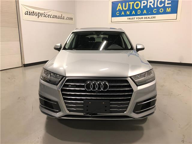 2017 Audi Q7 3.0T Progressiv (Stk: W0424) in Mississauga - Image 2 of 30