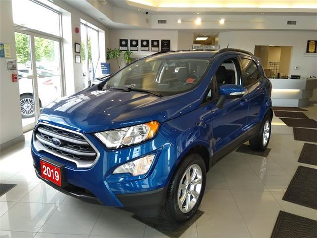 2019 Ford EcoSport SE (Stk: IEC8724) in Uxbridge - Image 1 of 12