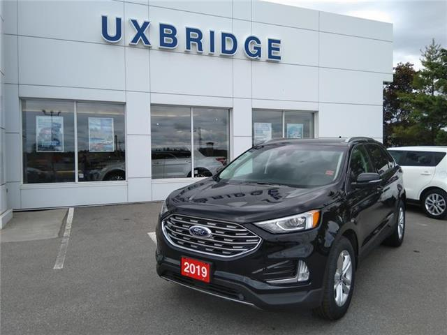 2019 Ford Edge SEL (Stk: IED8752) in Uxbridge - Image 1 of 12