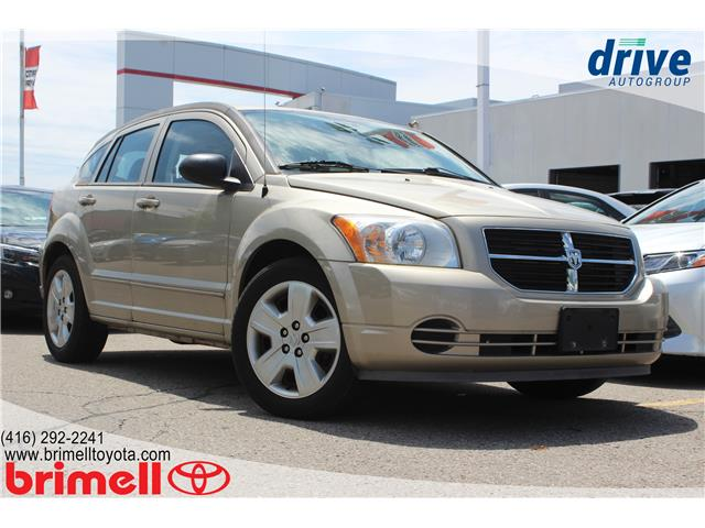 2009 Dodge Caliber SXT (Stk: 9801RA) in Scarborough - Image 2 of 14