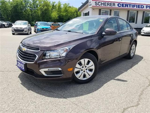 2015 Chevrolet Cruze 1LT (Stk: 197590A) in Kitchener - Image 1 of 8