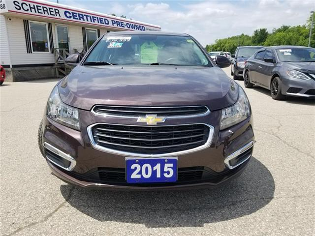 2015 Chevrolet Cruze 1LT (Stk: 197590A) in Kitchener - Image 2 of 8