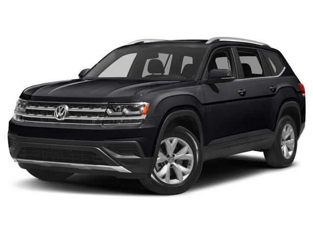 2019 Volkswagen Atlas 3.6 FSI Highline (Stk: V4569) in Newmarket - Image 1 of 8