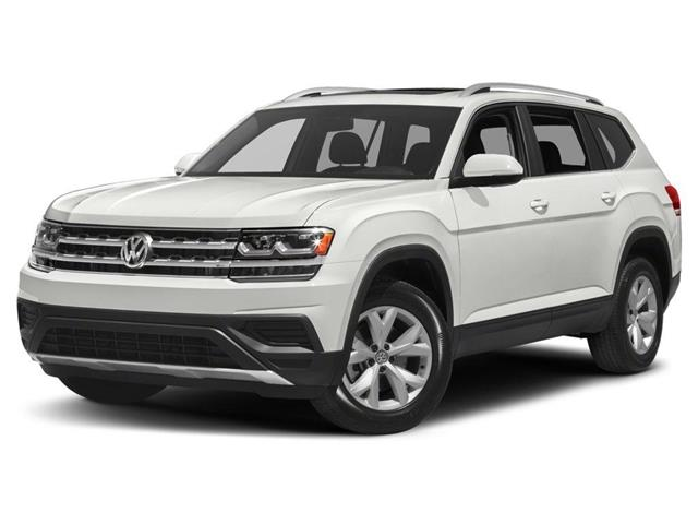 2019 Volkswagen Atlas 3.6 FSI Highline (Stk: V4577) in Newmarket - Image 1 of 8