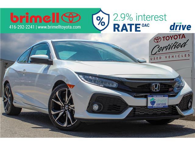 2018 Honda Civic Si (Stk: 9827) in Scarborough - Image 1 of 30