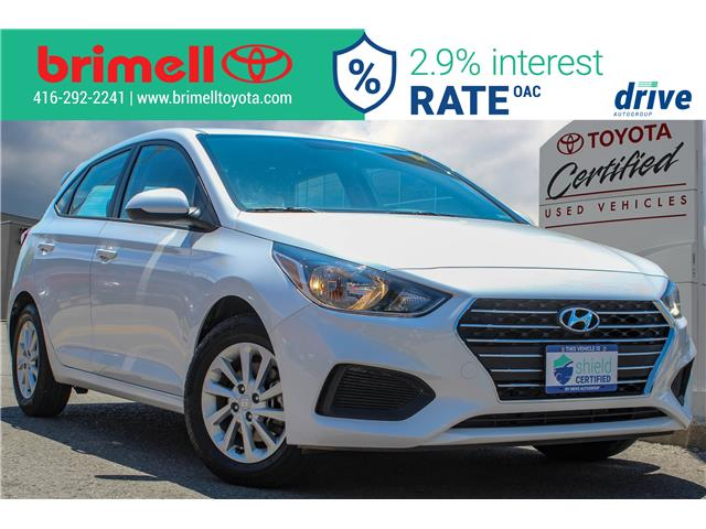 2019 Hyundai Accent  (Stk: 9832) in Scarborough - Image 1 of 27
