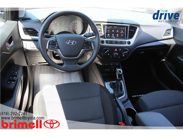2019 Hyundai Accent  (Stk: 9832) in Scarborough - Image 2 of 27