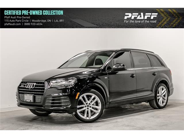 2018 Audi Q7 3.0T Technik (Stk: C6647) in Woodbridge - Image 1 of 22