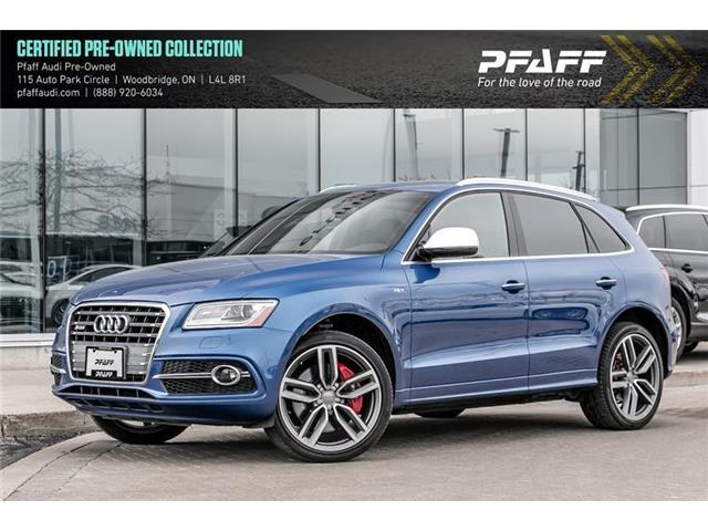 2016 Audi SQ5 3.0T Technik (Stk: C6724) in Woodbridge - Image 1 of 22