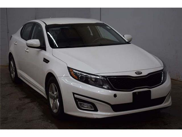 2015 Kia Optima LX - HTD SEATS * PWR DRIVER SEAT * CRUISE  (Stk: B4255) in Cornwall - Image 2 of 28