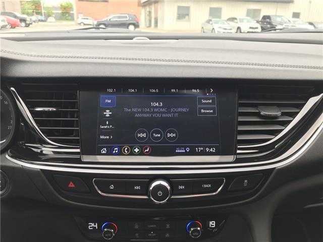 2019 Buick Regal Sportback Preferred II (Stk: K1028465) in Sarnia - Image 19 of 23