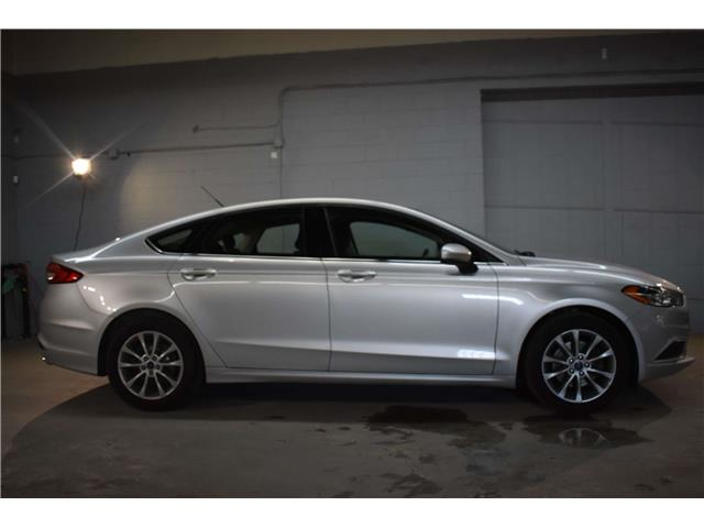 2017 Ford Fusion SE - PUSH START * LOW KMS * CRUISE  (Stk: B4196) in Cornwall - Image 1 of 30