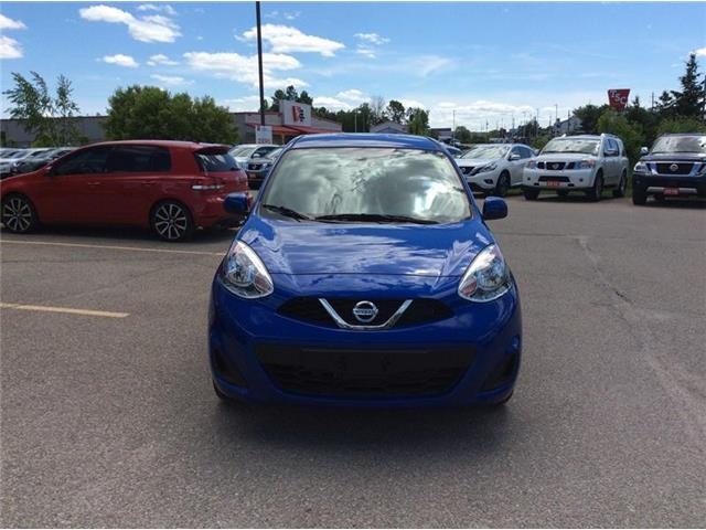 2019 Nissan Micra SV (Stk: 19-068) in Smiths Falls - Image 9 of 13