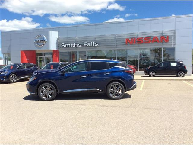 2019 Nissan Murano Platinum (Stk: 19-233) in Smiths Falls - Image 1 of 13