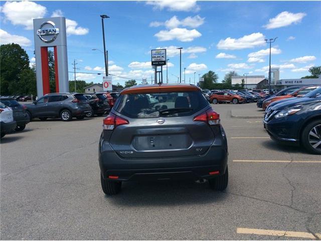 2019 Nissan Kicks SV (Stk: 19-260) in Smiths Falls - Image 8 of 13