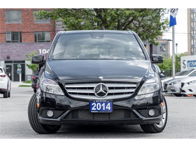 2014 Mercedes-Benz B-Class Sports Tourer (Stk: 19-198A) in Richmond Hill - Image 2 of 20