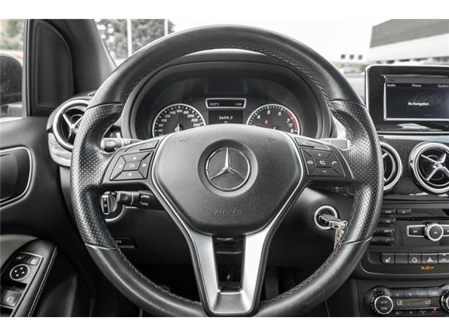 2014 Mercedes-Benz B-Class Sports Tourer (Stk: 19-198A) in Richmond Hill - Image 10 of 20