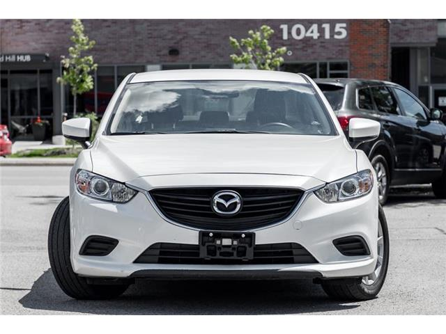2017 Mazda MAZDA6 GX (Stk: P0423) in Richmond Hill - Image 2 of 19