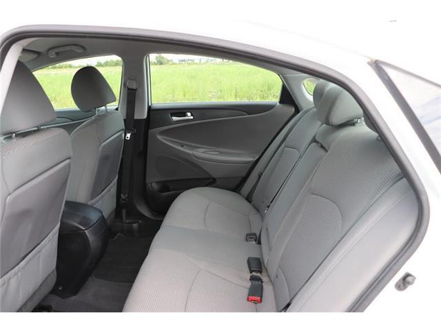 2012 Hyundai Sonata GL (Stk: MA1687) in London - Image 10 of 19