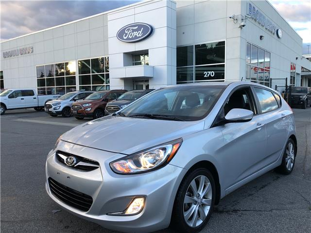 2013 Hyundai Accent SE (Stk: LP19214) in Vancouver - Image 1 of 22