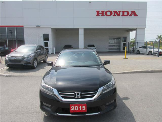 2015 Honda Accord EX-L (Stk: SS3474) in Ottawa - Image 2 of 18
