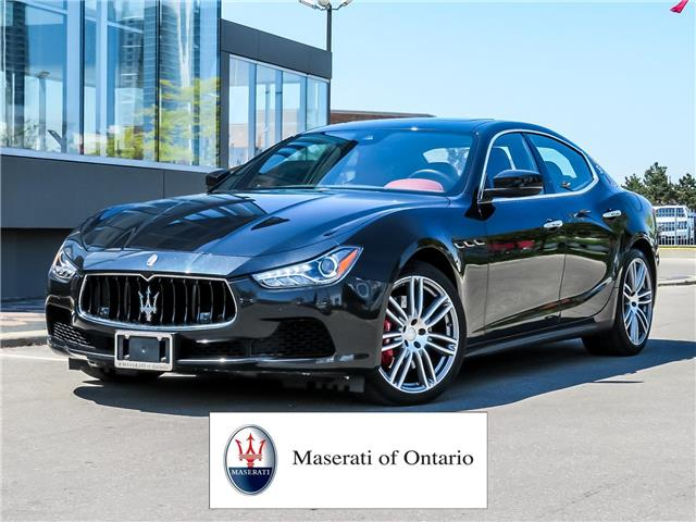 2017 Maserati Ghibli S Q4 (Stk: 1494MASERV) in Vaughan - Image 1 of 29