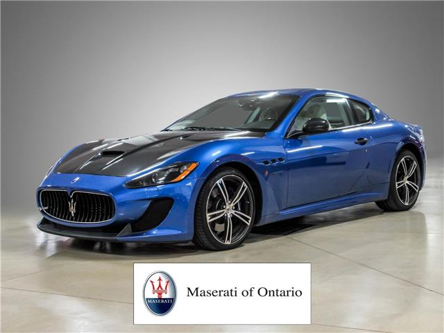 2014 Maserati GranTurismo Sport (Stk: U4184) in Vaughan - Image 1 of 22