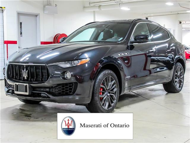 2018 Maserati Levante S GranSport (Stk: U4262) in Vaughan - Image 1 of 22