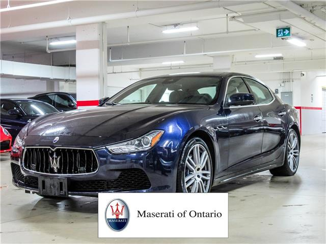 2017 Maserati Ghibli S Q4 (Stk: U4266) in Vaughan - Image 1 of 26