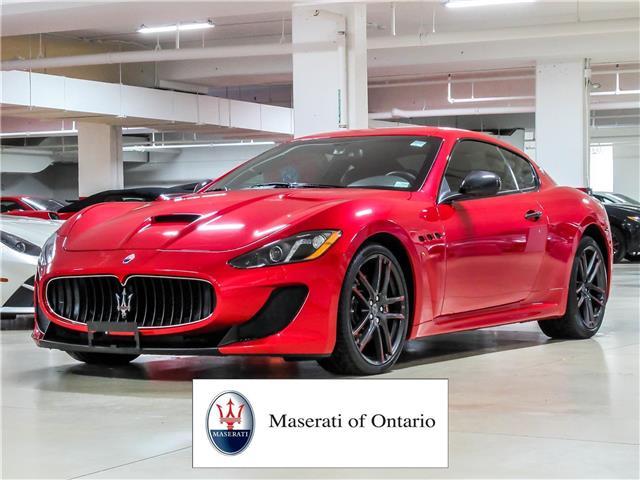 2017 Maserati GranTurismo MC Centennial (Stk: U4268) in Vaughan - Image 1 of 28