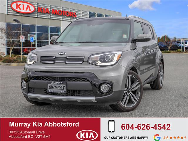 2018 Kia Soul EX Tech (Stk: M1273) in Abbotsford - Image 1 of 27