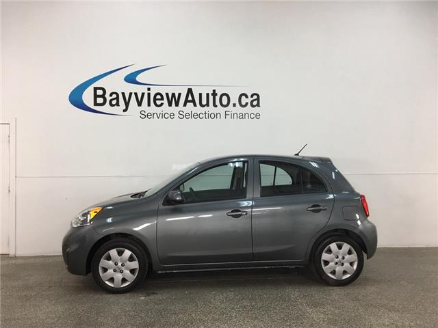 2017 Nissan Micra S (Stk: 35053J) in Belleville - Image 1 of 26