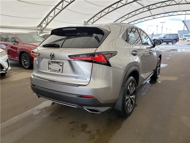 2019 Lexus NX 300 Base (Stk: L19499) in Calgary - Image 4 of 4