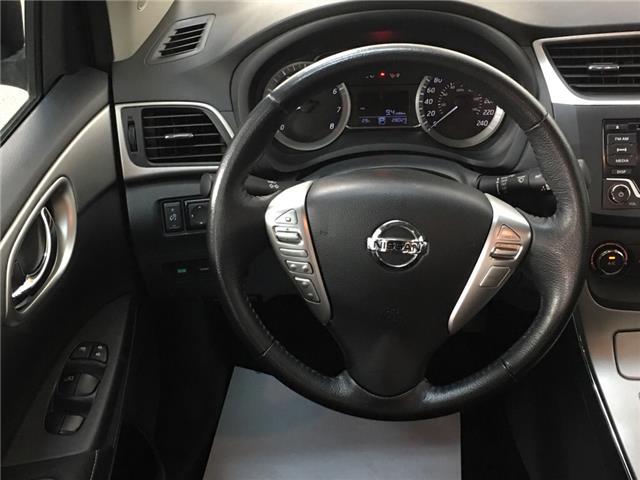 2015 Nissan Sentra 1.8 SV (Stk: 35023J) in Belleville - Image 14 of 28