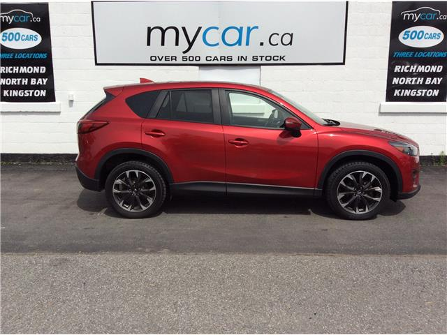 2016 Mazda CX-5 GT (Stk: 190877) in Richmond - Image 2 of 20