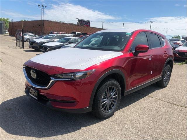 2019 Mazda CX-5 GS (Stk: SN1342) in Hamilton - Image 1 of 15