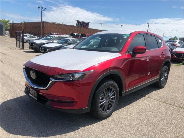 2019 Mazda CX-5 GS (Stk: SN1342) in Hamilton - Image 2 of 15