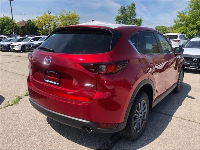 2019 Mazda CX-5 GS (Stk: SN1342) in Hamilton - Image 6 of 15