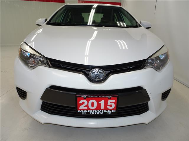 2015 Toyota Corolla S (Stk: 36300U) in Markham - Image 2 of 21